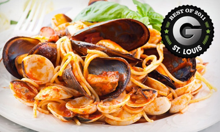 Trattoria Branica - Saint Louis: $15 for $30 Worth of Italian Dinner Cuisine at Trattoria Branica in Kirkwood