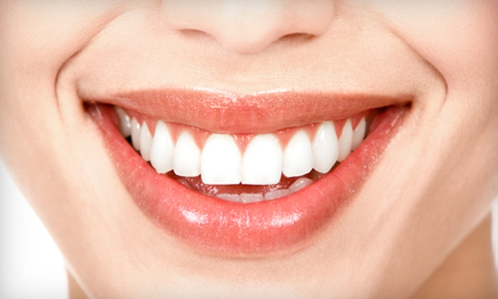 Jackson Center For Smiles - Jackson: Teeth-Whitening or New Patient Exam at Jackson Center for Smiles (Up to 80% Off). Three Options Available.