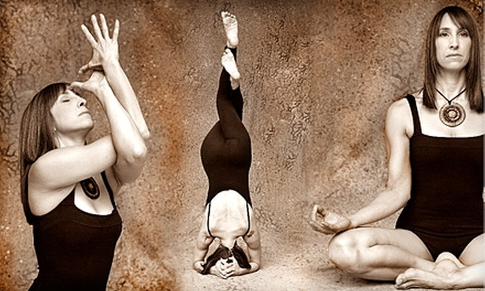 Namaste Yoga - Western Hill: $20 for 30 Days of Unlimited Yoga at Namaste Yoga ($40 Value)