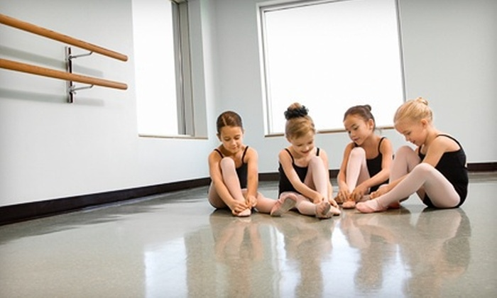 Anchorage Classical Ballet Academy - Prestwood Industrial: $27 for Three-Hour Dance Camp at Anchorage Classical Ballet Academy ($55 Value)