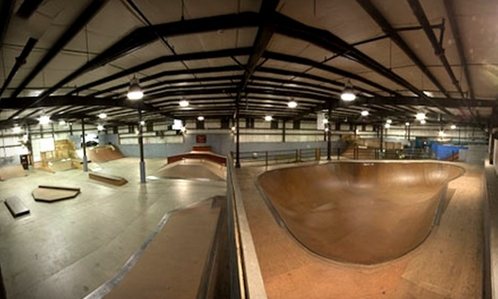 Subliminal Skatepark - Shrewsbury: $49 for a Two-Week Pass and Helmet Rental ($175 Value) or $10 for an All-Day Weekend Pass ($30 Value) at Subliminal Skatepark