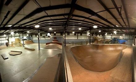 Subliminal Skatepark: 1 All-Day Weekend Pass for Fri., Sat., or Sun. - Subliminal Skatepark in Shrewsbury
