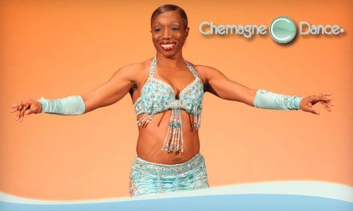 Chemagne Dance Studio - Little Italy: $10 for One Week of Unlimited Belly-Dance and Hip-Hop Classes at Chemagne Dance Studio ($20 Value)