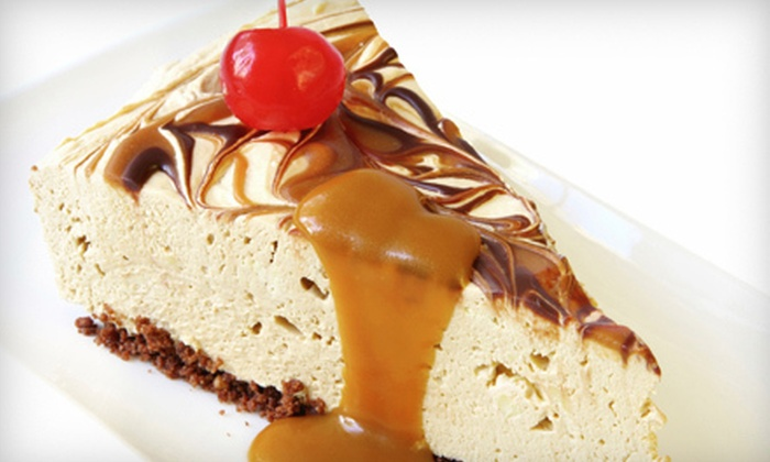 Andrea Quality Cheesecake - Fairview Shores: $7 for $15 Worth of Gourmet Cheesecake at Andrea Quality Cheesecake