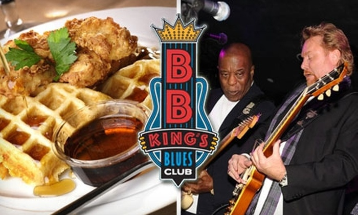 B.B. King's Blues Club - Sunrise Manor: $50 Worth of Southern-Style Fare and Drinks at B.B. King's Blues Club at The Mirage