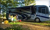 Catherine's Landing - Hot Springs: $40 for a Two-Night Stay at an Upland RV Site at Catherine's Landing in Hot Springs (Up to $85.98 Value)