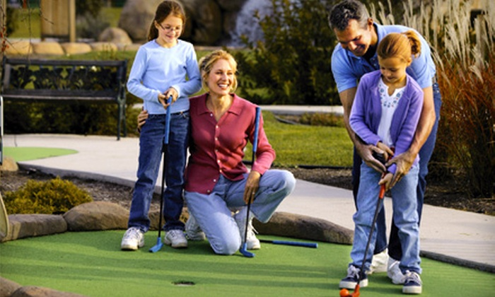 Putter's Family Fun Center - Portage: $10 for $20 Worth of Family Games and Activities at Putter's Family Fun Center