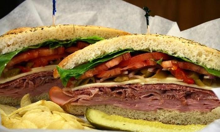 PureBread Deli - Multiple Locations: $6 for $12 Worth of Sandwiches, Soups, and Breakfast Fare at PureBread Deli