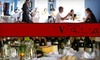 vespa restaurant- DNR - Downtown Chapel Hill: $15 for $35 Worth of Italian Cuisine at Vespa Ristorante in Chapel Hill