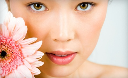 45-Minute Refreshing Exfoliant Facial (a $80 value) - Studio R in Lexington