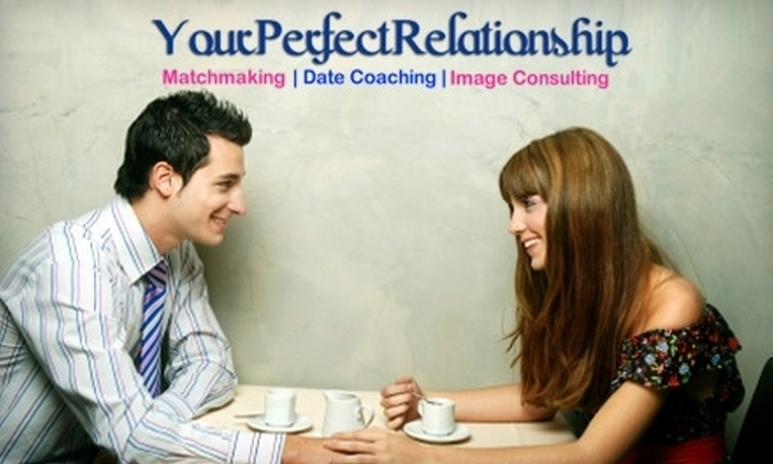 Your Perfect Relationship - Multiple Locations: $19 for a Two-Hour Date-Coaching Workshop at Your Perfect Relationship ($38 Value)