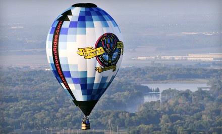 Gentle Breeze Hot Air Balloon Co. - Gentle Breeze Hot Air Balloon Co. in Lebanon
