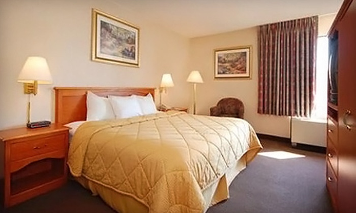 Comfort Inn Southwest - Omaha: $50 for a One-Night Stay in Queen or King Room at Comfort Inn Southwest (Up to $100.44 Value)