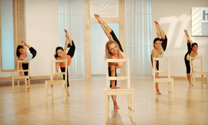 Core Studios - Las Vegas: One Month of Unlimited Booty Barre Fitness and Pilates Reformer Classes at Core Studios