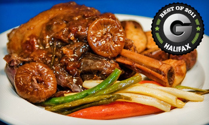 Pipa Restaurant - Downtown Halifax: International Cuisine and Drinks for Dinner or for Brunch or Lunch at Pipa Restaurant (Half Off)