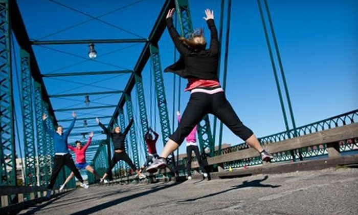 The McCahill Group - Grand Rapids: $39 for Six Outdoor Drop-In Boot-Camp Classes with The McCahill Group ($96 Value)