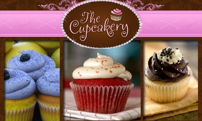 The Cupcakery - Multiple Locations: $9 for a Half-Dozen Cupcakes at The Cupcakery ($18 Value)