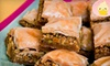 Jaafer Sweets - Albany Park: $7 for $15 Worth of Middle Eastern Baked Goods at Jaafer Sweets