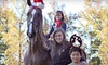 Fairhope Stables - Suwanee-Duluth: Two or Three Private Riding Lessons or a Kids' Horseback Party for Up to 12 at Fairhope Stables in Duluth (Up to 57% Off)