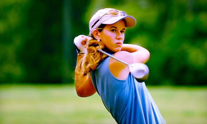 The Divide - Stallings: Round of Golf for Two or Four 35-Minute Golf Lessons at The Divide in Matthews
