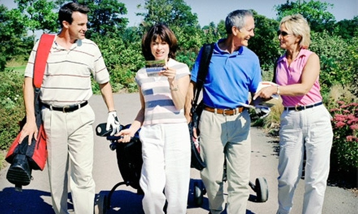 American Singles Golf Association - Pineville: $49 for Three Rounds of Golf and a One-Year Membership to the American Singles Golf Association Central Carolinas Chapter (Up to $197 Value)