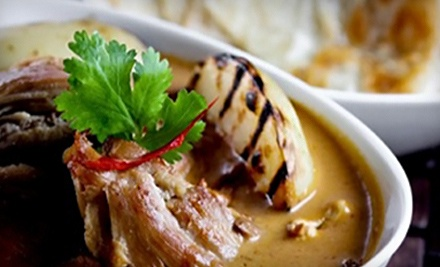 $30 Groupon to Bombay Deluxe (valid Sunday-Thursday) - Bombay Deluxe in Anchorage