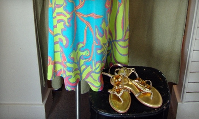 Sassy Fox Upscale Consignment - East Louisville: $15 for $50 Worth of Designer and Boutique Fashions at Sassy Fox Upscale Consignment