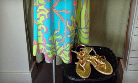 $50 Groupon to Sassy Fox Upscale Consignment - Sassy Fox Upscale Consignment in Louisville