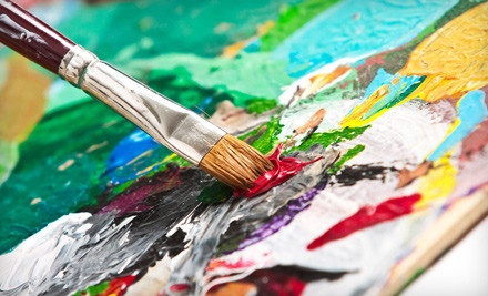 2-Hour BYOB Intro Acrylics Painting Class (a $60 value) - Ann Bridges Art Studio in Los Angeles
