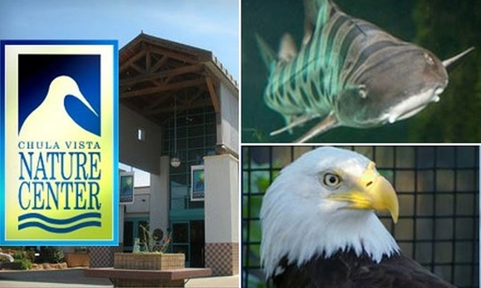 Chula Vista Nature Center - Chula Vista: $10 for Two Admissions to Chula Vista Nature Center