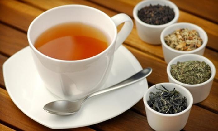 The Secret Tea Room - Piedmont Triad: $8 for $16 Worth of Tea Time Eats and Drinks at The Secret Tea Room