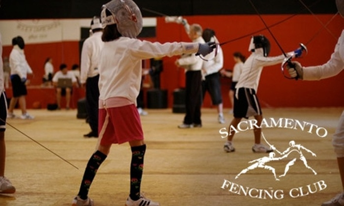 Sacramento Fencing Club - Mather: $37 for Four Introductory Fencing Classes at Sacramento Fencing Club
