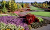 The Oregon Garden - Silverton: $10 for $20 Worth of Admission to The Oregon Garden