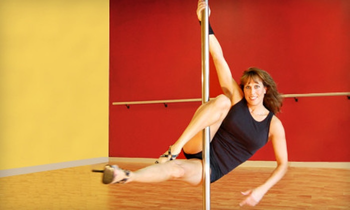 Wonder Women Pole Studio - Lake Orion: Four or Eight Fitness Classes or a Pole Party for Up to Six at Wonder Women Pole Studio in Lake Orion (Up to 78% Off)