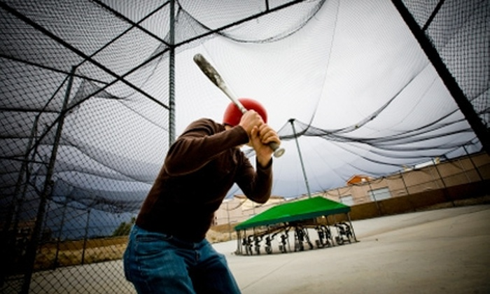 Northshore Sports Complex - North Industrial: $17 for a One-Hour Batting-Cage or Pitching-Cage Rental at Northshore Sports Complex in Woodinville ($40 Value)