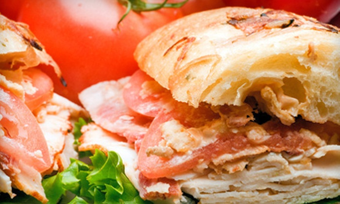 The Brown Bag Deli - El Paso: $5 for $10 Worth of Subs and Salads at The Brown Bag Deli