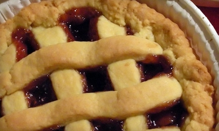 Kay Bakery - Memphis: $9 for Two Homemade Pies at Kay Bakery ($18 value)