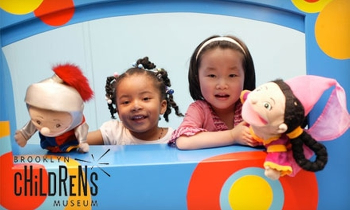 Brooklyn Children's Museum - Bedford - Stuyvesant: $7 for Admission for Two to the Brooklyn Children's Museum
