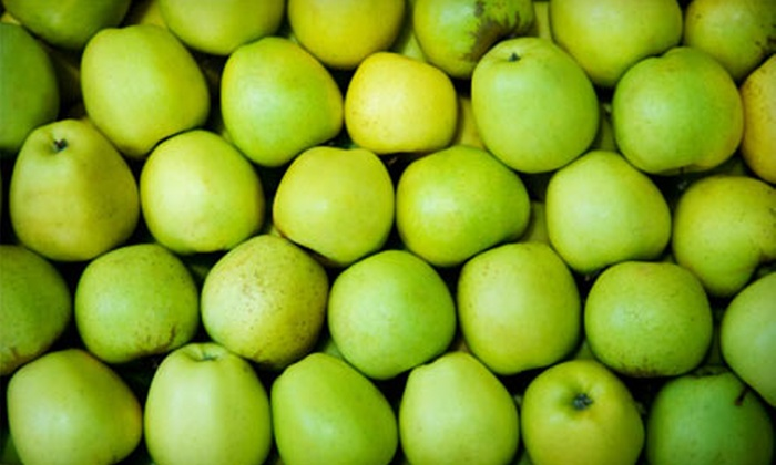 Meleg's Lakeview Orchard & Cider Mill - Kingsville: $10 for $20 Worth of Fruit Picking and Fresh Produce at Meleg's Lakeview Orchard & Cider Mill