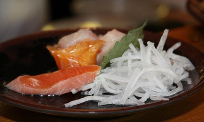 Geisha Sushi - Capitola: $10 for $20 Worth of Sushi & More at Geisha Sushi