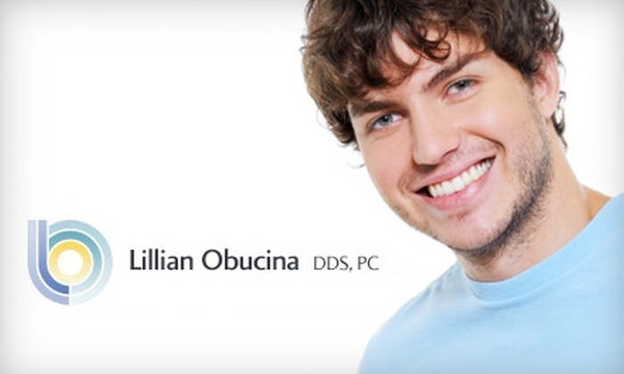 Lillian Obucina DDS, PC - Loop: $79 for One of Three General or Cosmetic Dental Treatments with Lillian Obucina DDS, PC (Up to $600 Value)