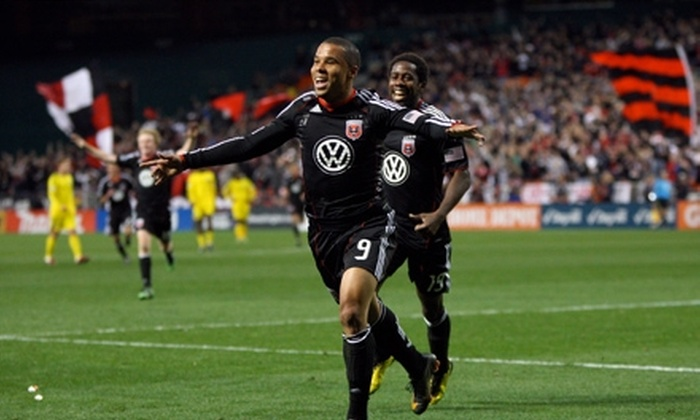 D.C. United at RFK Stadium - Capitol Hill: $16 for One Premium-Level Ticket to a D.C. United Soccer Match