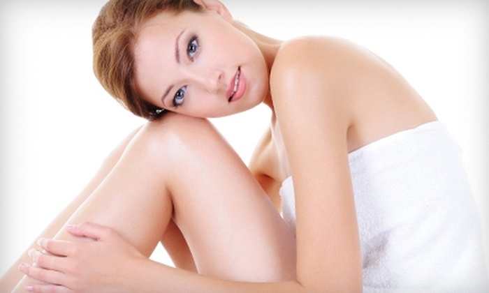 Belle Vie MedSpa - Lexington-Fayette: $185 for Three Laser Hair-Reduction Treatments from Belle Vie MedSpa (Up to $1,050 Value)