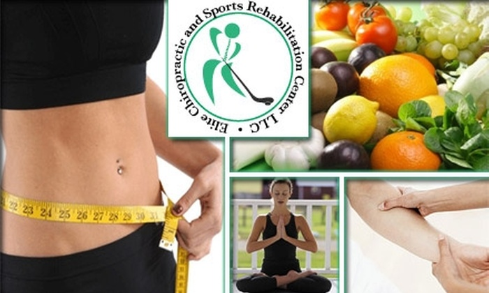 Dr. Heather Morales - Concord: $29 Wellness Package at Elite Chiropractic and Sports Rehabilitation Center ($85 Value)