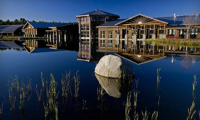 The Wild Center - Tupper Lake: $22 for One Ticket to the Build a Greener Adirondacks Green-Building Symposium and Expo at The Wild Center ($45 Value)