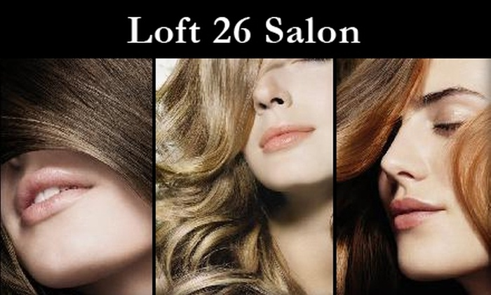 Loft 26 - Chelsea: $140 for a Coppola Keratin Hair Treatment at Loft 26