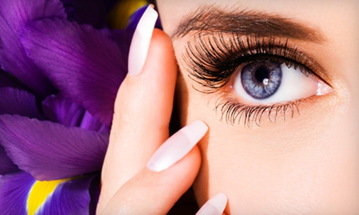 Lovely Looks by Laura - Staten Island: Upper-Lid Eyelash Extensions With or Without Touchup at Lovely Looks by Laura (Up to 55% Off)