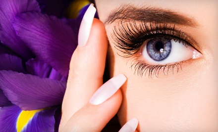 1 Set of Eyelash Extensions for Upper Eyelids (an $85 value) - Lovely Looks by Laura in Staten Island
