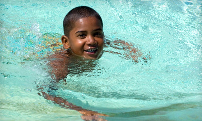 Green Ridge Recreation Center - Hollins: $69 for 10 Half-Hour Private Swimming Lessons at Green Ridge Recreation Center ($140 Value)