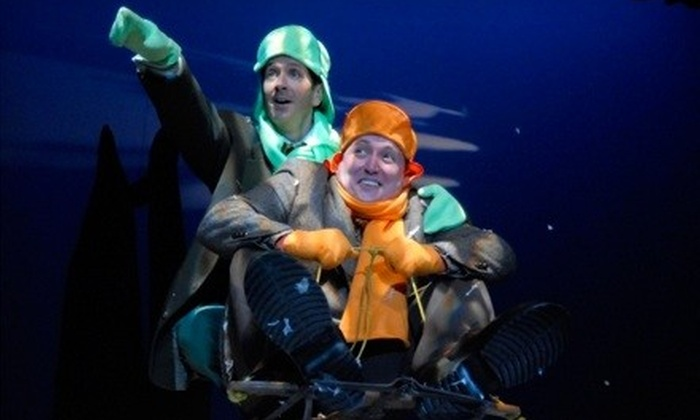 """""""A Year With Frog and Toad"""" - Snacks - Guion Creek: One Ticket to """"A Year with Frog and Toad"""" at the Pike Performing Arts Center (Up to 53% Off). Four Options Available."""